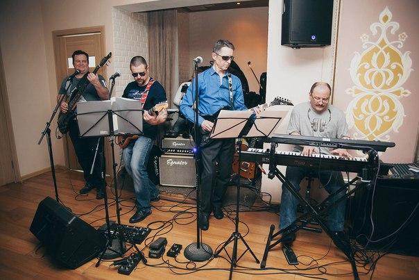 2710 сб Группа «TSBand» в ресторане Баклажан