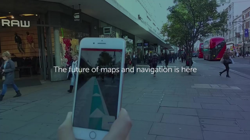 AR City — Beta of Augmented Reality Maps and Navigation