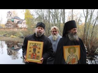 Поздравление с Праздником Покрова Пресвятой Богородицы.