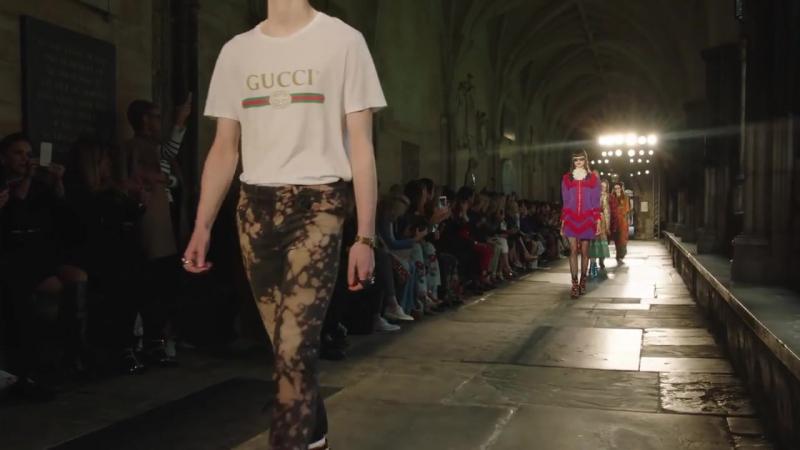 Gucci Cruise 2017 Full Fashion Show Exclusive
