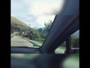 Подъём Alpe d'Huez (Франция). За день до гонки Alpe d'Huez Triathlon.