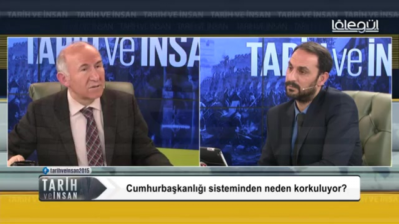 Tarih Ve İnsan 52.Bölüm 30 Ocak 2017 Lâlegül TV