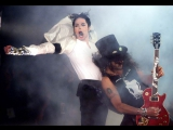 Michael Jackson feat. Slash - Give In to Me (1993)