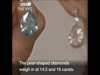 The most expensive EARRINGS