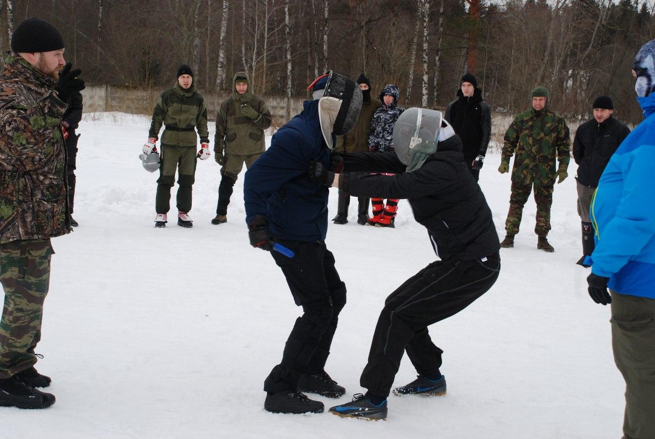 Созтязания СПЕ ФОЕР 1-е «Зимние игры»