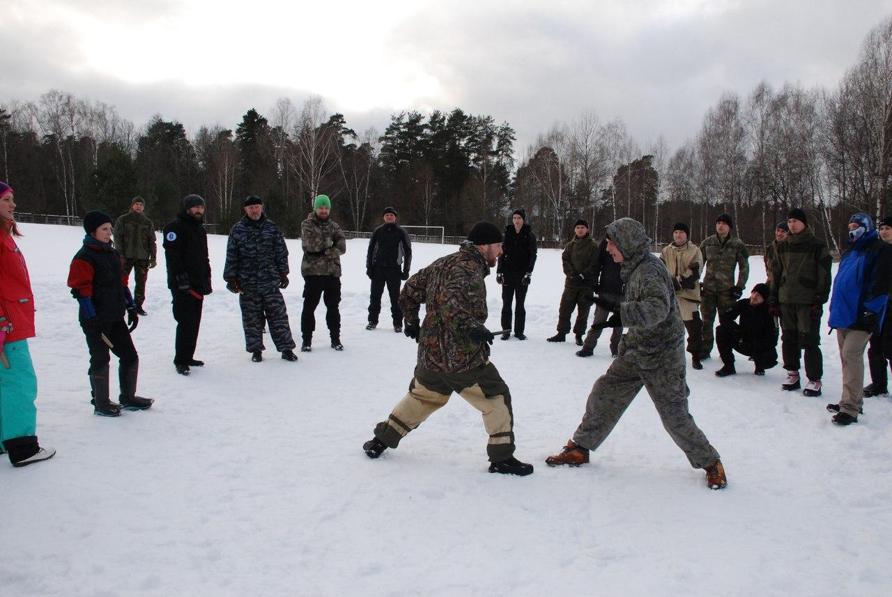 Зимние сборы «S.P.A.S.» | 18-19 февраля 2017