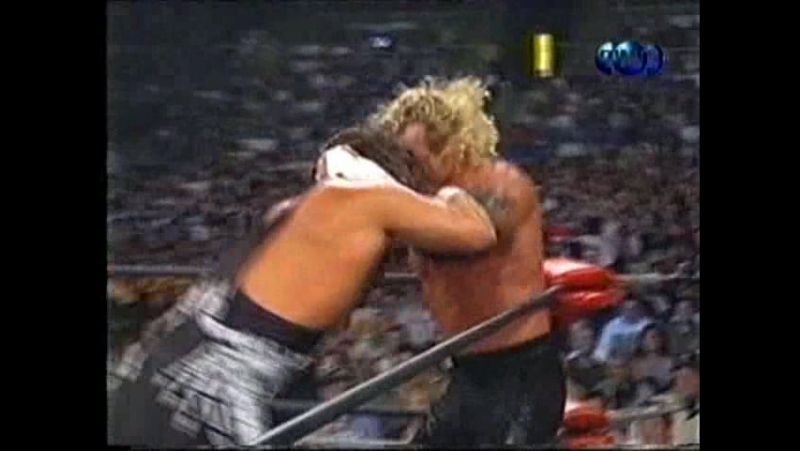 Титаны реслинга на ТНТ и СТС WCW Nitro April 26 1999