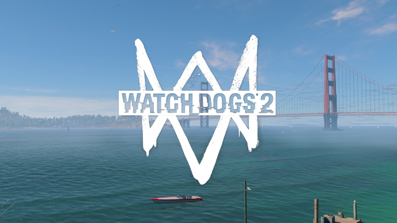 Watch Dogs 2 3 - АЛЬКАТРАС