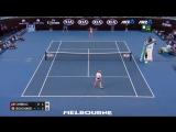 Genie Bouchard vs Louisa Chirico ?6-0 6-4 #AusOpen #R1 Australian Open 2017
