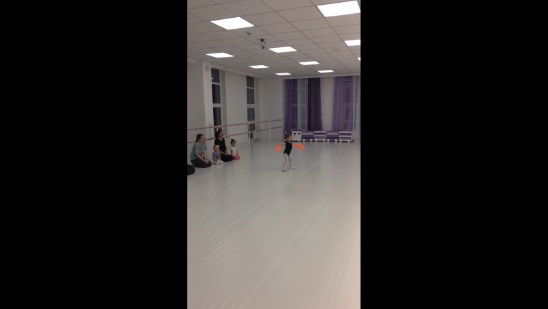 Моя маленькая балерина 🌸