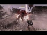 Хардкорим без прицела на боссе (Serious Sam 3)