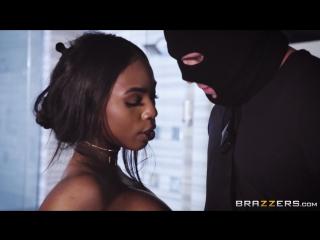 Sarah Banks & Johnny Sins [HD 1080, All Sex, Interracial, Teen, Small Tits, Brunette, Ebony, Bubble Butt, Cumshot]