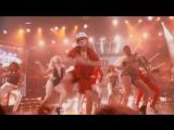 Зендая в образе Бруно Марс для телешоу «Lip Sync Battle».