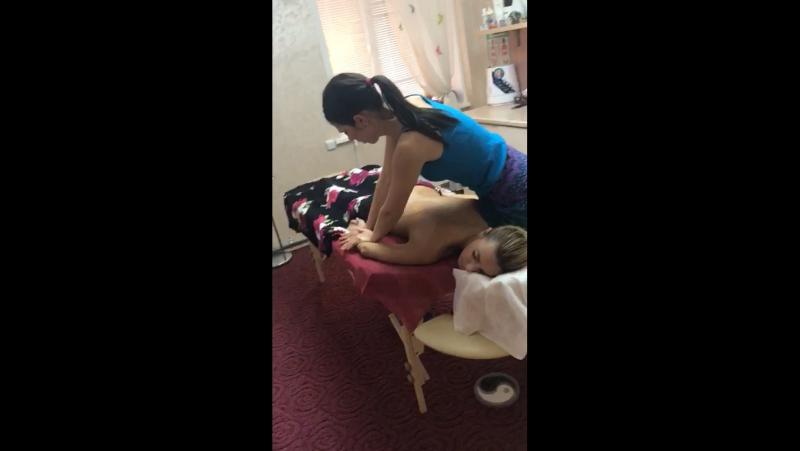 Kahuna массаж для любимой сестрички