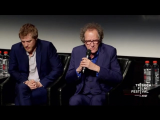 LIVE in-depth panel with Ron Howard, Brian Grazer, and more from the cast and crew of Genius