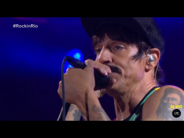 Red Hot Chili Peppers – Rock in Rio 2017 (Show Completo)