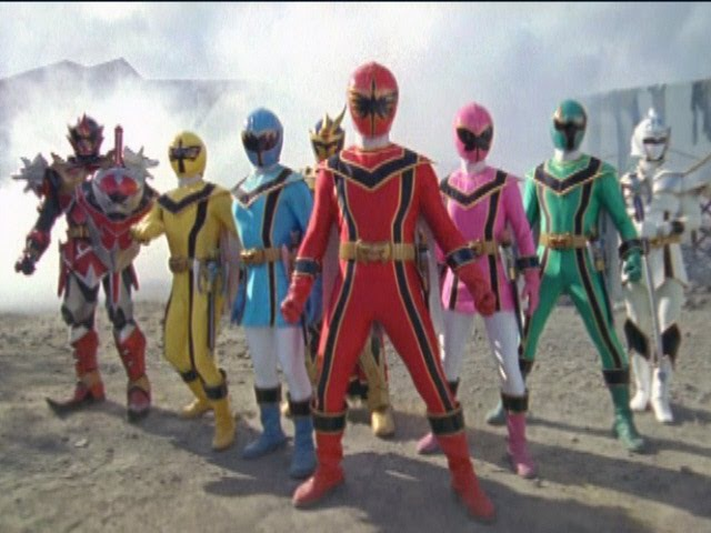 Power Rangers Mystic Force - Final Morph and Battle (Power Rangers vs The Master)
