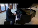 Путин в резиденции Си Цзиньпина сыграл на рояле