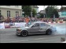 Mercedes 190 v8 5.5 550HP 730Nm AMG Kajetan Rutyna NET-KAM Kryterium Asów Kłodzko Drift Open 2k17
