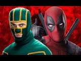 DeadPool VS Kick-Ass