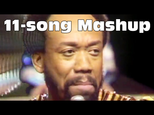 Earth Wind Fire September Mashup