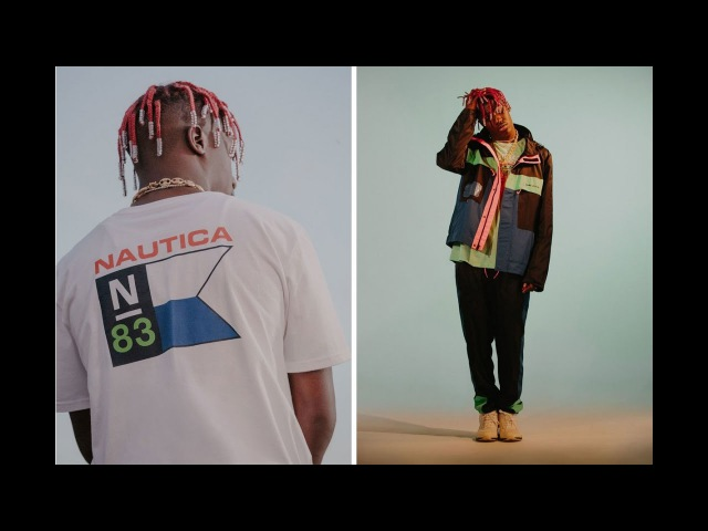 The Nautica x Urban Outfitters Capsule Collection featuring Lil Yachty