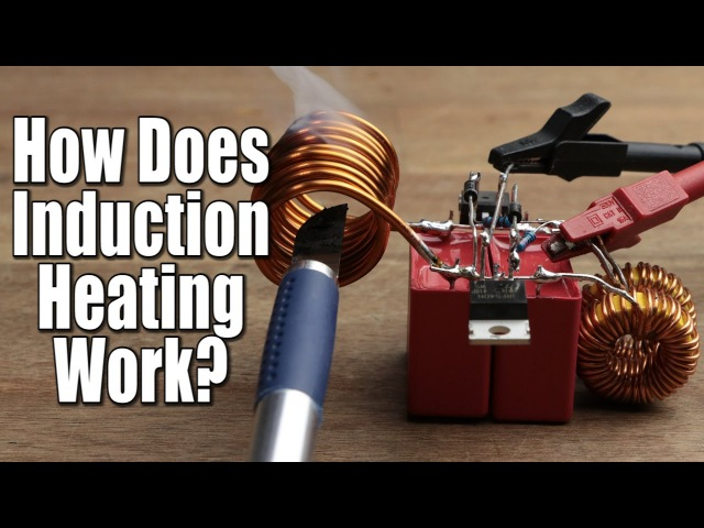 How does Induction Heating Work || DIY Induction Heater Circuit