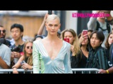 Karlie Kloss Takes Over The Streets Of New York For Baja East During New York Fashion Week 9.12.17