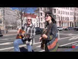 unrehearsedDC - Sara Niemietz and Snuffy Walden - 'World of My Own'