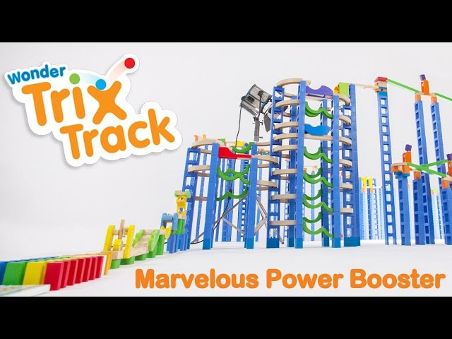 Trix Track * BIG Combo - Marvelous Power Booster