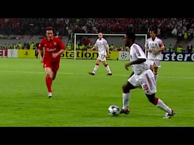 AC Milan vs Liverpool 3 3 (2 3) Highlights (UCL Final) 2004 05 HD 1080i (English Commentar