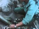 South Korean Military Police at Tuy Hoa Vietnam 1966 US Army