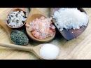 Какая соль полезна Розовая, морская, каменная Мнение диетолога