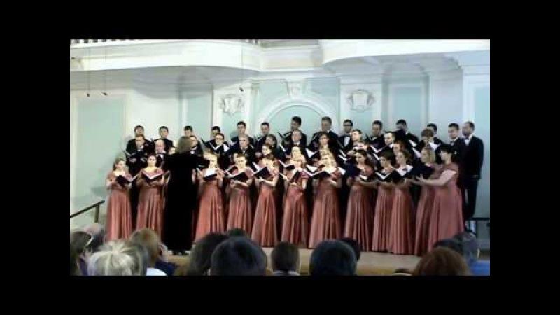 Г.В.Свиридов - Табун Дирижер - Ермолаева Полина