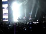 Slow Ride - Allison Iraheta and Adam Lambert '09 American Idol concert tour LA