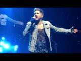 Queen + Adam Lambert- Under Pressure - Dallas, Texas