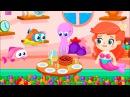 Мультики - Русалочка Бибабу и Яйца с сюрпризами - Пирог для друзей