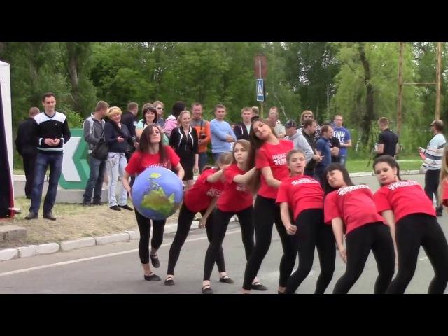 ансамбль народного танца Шоколад - Мир без войны