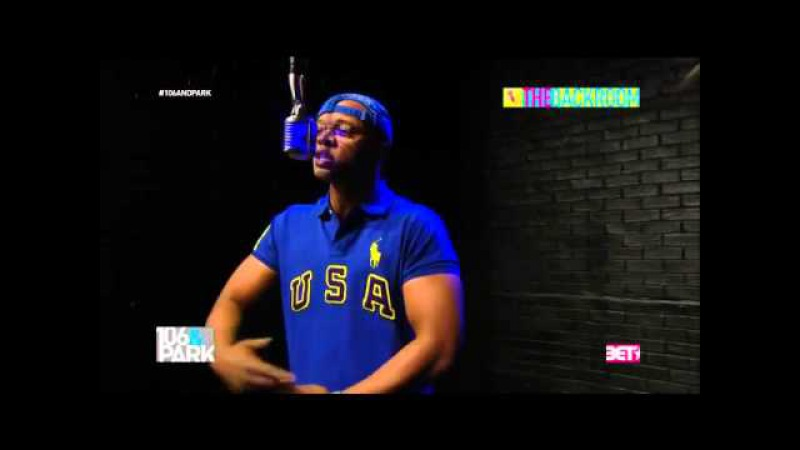 Papoose BET Backroom Freestyle