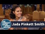 Jada Pinkett Smith Met Queen Latifah While at a Club Underage
