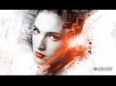 Face Abstract Art | Photoshop Tutorial | click3d