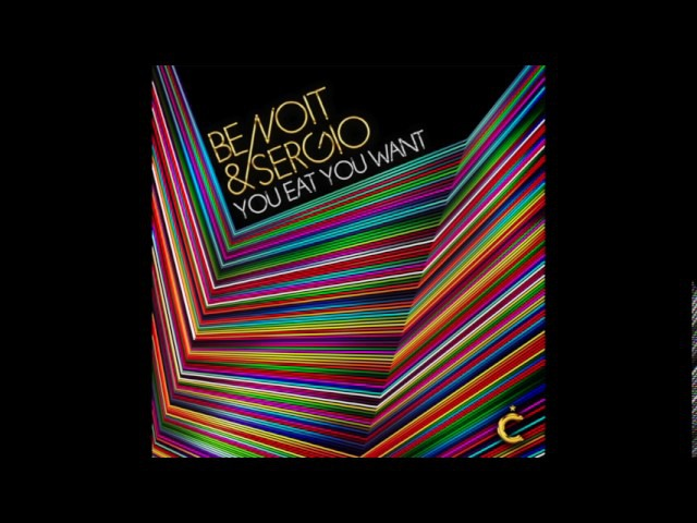 Benoit Sergio - The Way You Get (Official) CP071