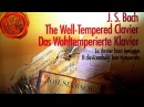 Bach The Well Tempered Clavier Book 1 2 recording of the Century Sviatoslav Richter