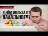 В чем польза от Навального (Руслан Осташко)