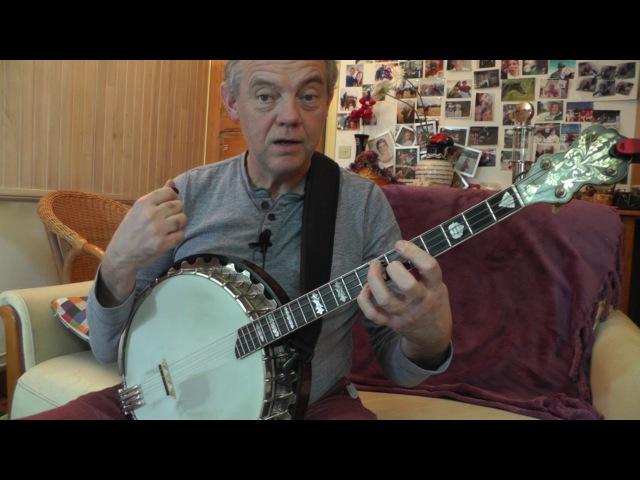 Banjo Ténor... la roulette ou tremolo