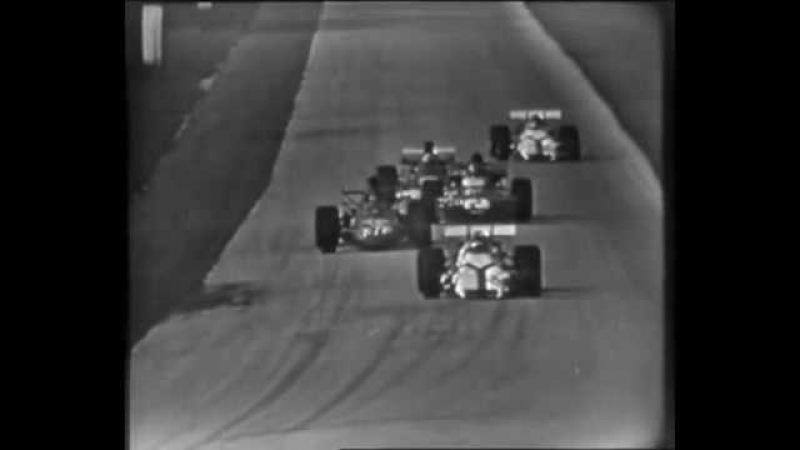 GP Italia Monza 1971 volata finale in 5