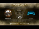 INDEPENDENTS vs GoodGame CHAMPIONS LEAGUE 3 all maps 32 team