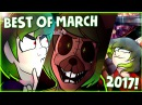 SPOOKY'S, FNAC, BENDY AND BIGFOOT! | BEST OF DAGAMES (MARCH 2017) | DAGames