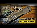 EDC фонарь Nitecore CONCEPT 1