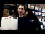 Vinyl Shopping with Warpaint